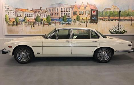 Jaguar XJ6 1977 LPG