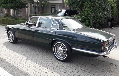 Daimler Jaguar XJ6 Sovereign