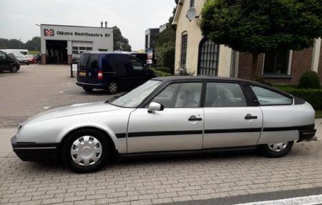 Citroen cx GTI 1985