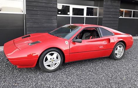 Ferrari GTB Fiero basis