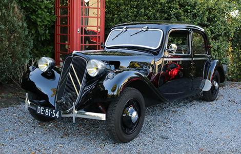 Citroën Traction 7B 1934
