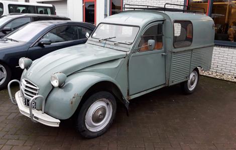 Citroën AK 350 2CV