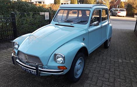 Citroën Dyane