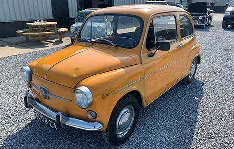 Fiat 600 1973 • 92-08-ZA