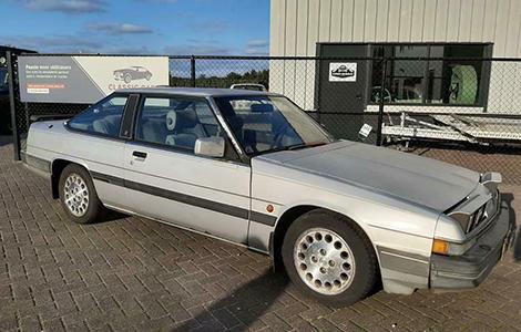 Mazda 929 Coupé 1985 • LT-04-FK