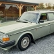 Volvo 240 245 GLE de luxe 1984 • KS-90-BN