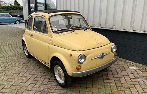 Fiat 500 uit 1972