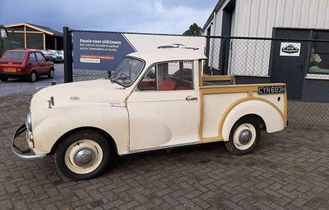 Morris Minor Pick-up 1970