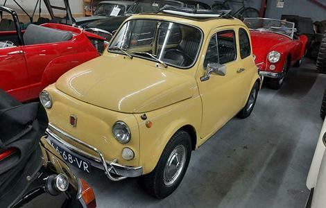 Fiat 500 L 1972 • 66-68-VF