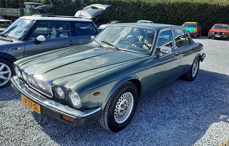 Jaguar xj12 1984 LB-23-SL