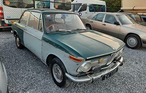BMW 1600 vroeg type 1602 2002 uit 1969