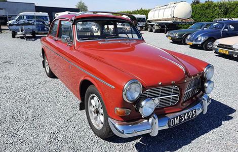Volvo Amazon 1966 DM-34-95